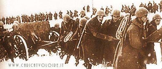 ritirata russia voloire